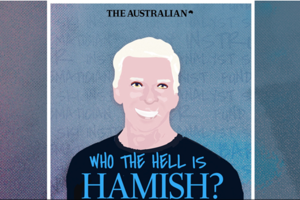 who the hell is hamish 2